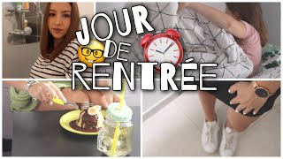 🍍 Getting ready | Jour de rentrée | #BackToSchool