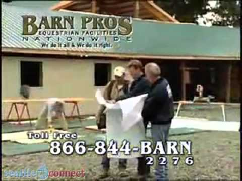 Barn Apartments, Pole Barns Video serving Virginia, Colorado, and the USA
