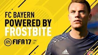 FIFA 17 - FC Bayern ft. Neuer, Lewandowski, Costa, Coman, and Müller