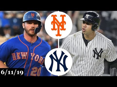 New York Mets vs New York Yankees (Game 1) - Full Game Highlights | June 11, 2019 | 2019 MLB Season