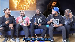 Album OF The Year! J. Cole - The Off Season (Full Album) Reaction / Review