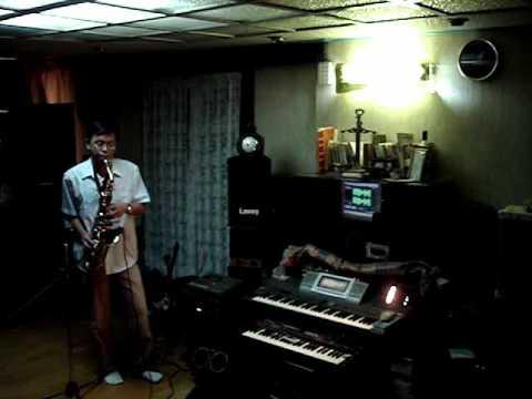 一夜情-張惠妹-alto saxophone