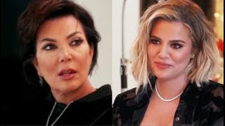 EXCLUSIVE - Kris Jenner Welcomes The Arrival Of Khloe Kardashian And Baby True [VIDEO]