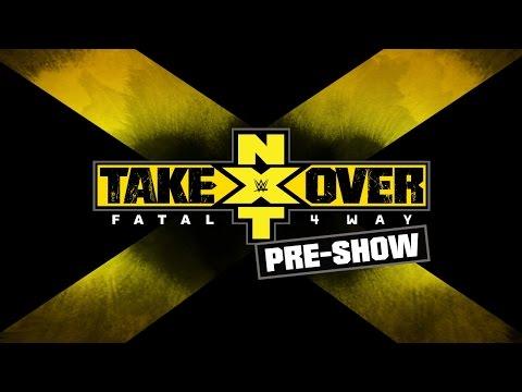 Baixar NXT TakeOver Fatal 4-Way Pre-Show