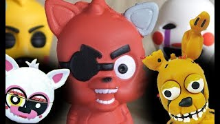 Reviewing Tons of FNaF Collectables