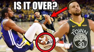 This is Why The Warriors Dynasty is NOT Over (Ft. NBA Free Agency, Durant & Klay's Injuries, Finals)