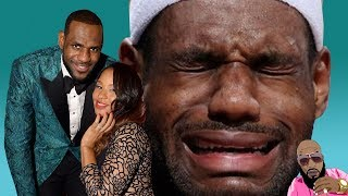 Why People Think Lebron James Wife Trapped Him And Why He Later Cheated