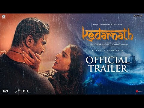 Kedarnath Official Trailer