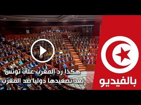 المغرب يرد على تونس بعد بعد تصعيدها دوليا ورفع شكوى ضده
