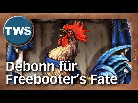 Teaser: Debonn für Freebooter's Fate (TWS-Gewinnspiel)
