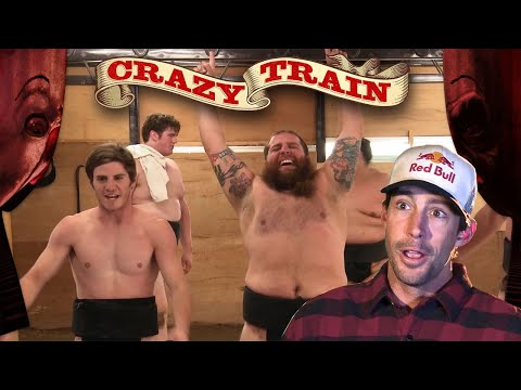 Streetbike Tommy Is Good at Something - Crazy Train Episode 4
