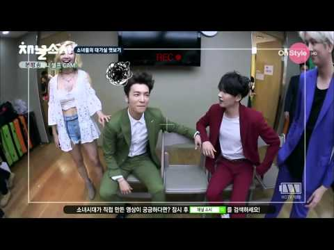 Yoonhae moment #72 - Stuck on You at Backstage