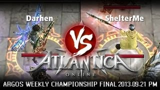 AR Weekly PM Final 2013-09-21: Darhen vs. ShelterMe