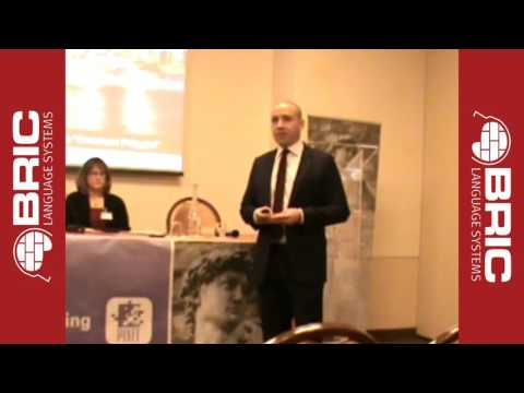 ICT for Language Learning 2014 - Ryan McMunn's Early Days