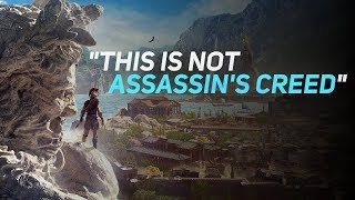 """""""Assassin's Creed Odyssey IS NOT a Proper Assassin's Creed Game"""""""