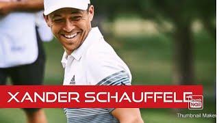 New Age swing - Xander Schauffele