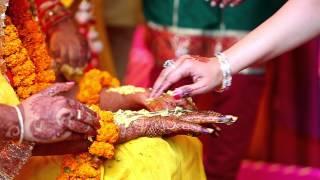 Destination Wedding in Jaipur, India | Teaser A+R| A Film by GulzarSethi