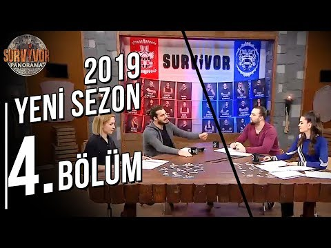 Survivor panorama 4. sezon 4. bölüm