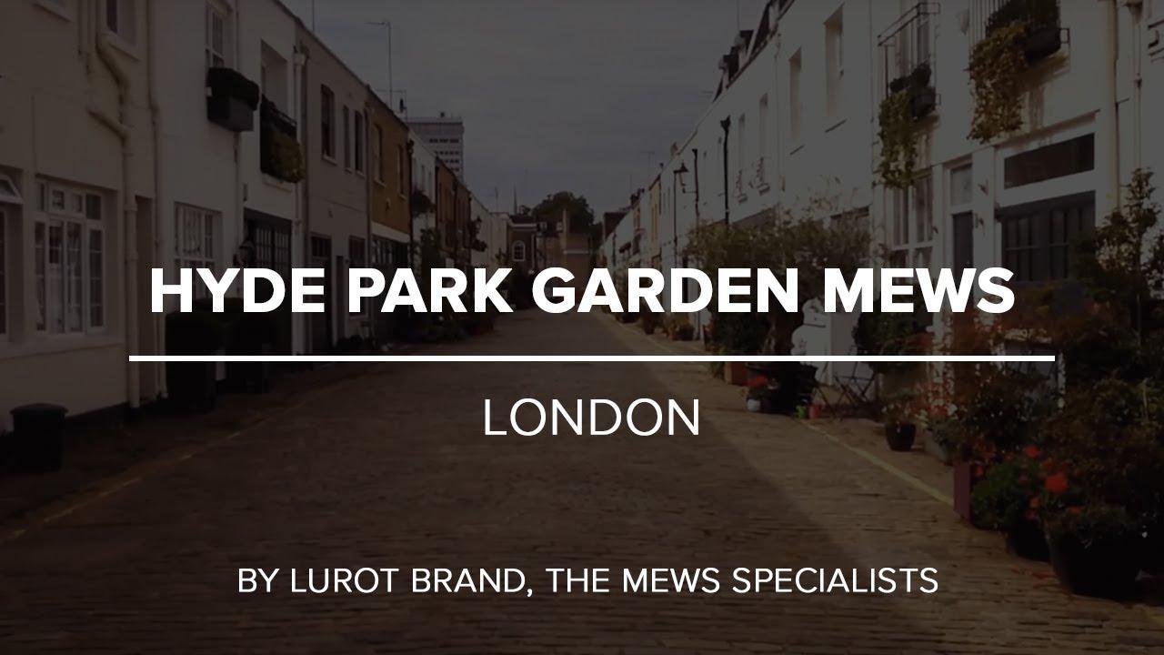Hyde Park Gardens Mews