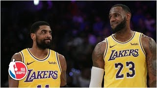 Should Kyrie Irving rejoin LeBron James on the Lakers?   2019 NBA Free Agency