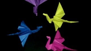 origami taube dove faltanleitung live erkl rt videos de faltanleitung top de. Black Bedroom Furniture Sets. Home Design Ideas