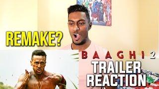 Baaghi 2 Trailer Reaction & Review | Tiger Shroff | PESH Entertainment
