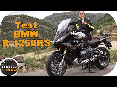Primera Prueba BMW R1250'RS | Motosx1000