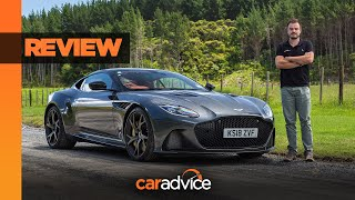 2019 Aston Martin DBS Superleggera review: Does it live up to the superlight name?