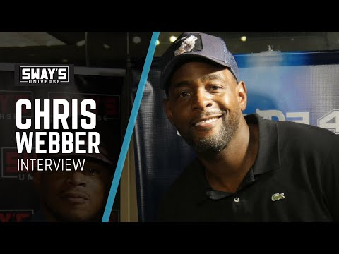 Chris Webber Opens Up About Fab 5 and Jalen Rose