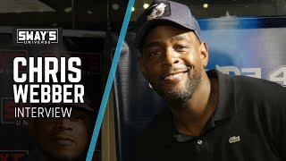 Chris Webber Opens Up About Fab 5 and Jalen Rose | Sway's Universe