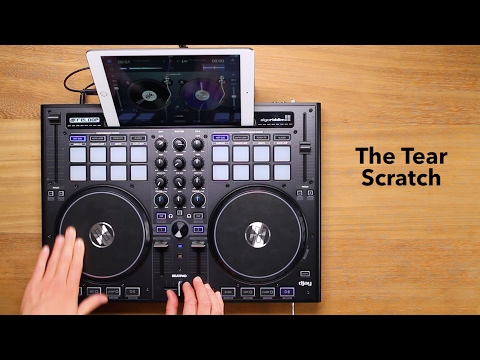 Learn How to Scratch: The Tear Scratch (Tutorial 13)