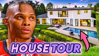 Russell Westbrook | House Tour | Multimillion Dollar Oklahoma & Beverly Hills Estates
