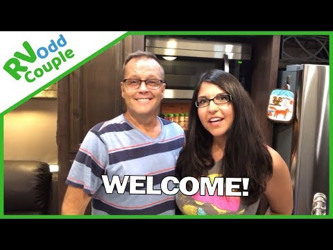 We Are the RV Odd Couple! - Full Time RV Living Tips & Travel Videos