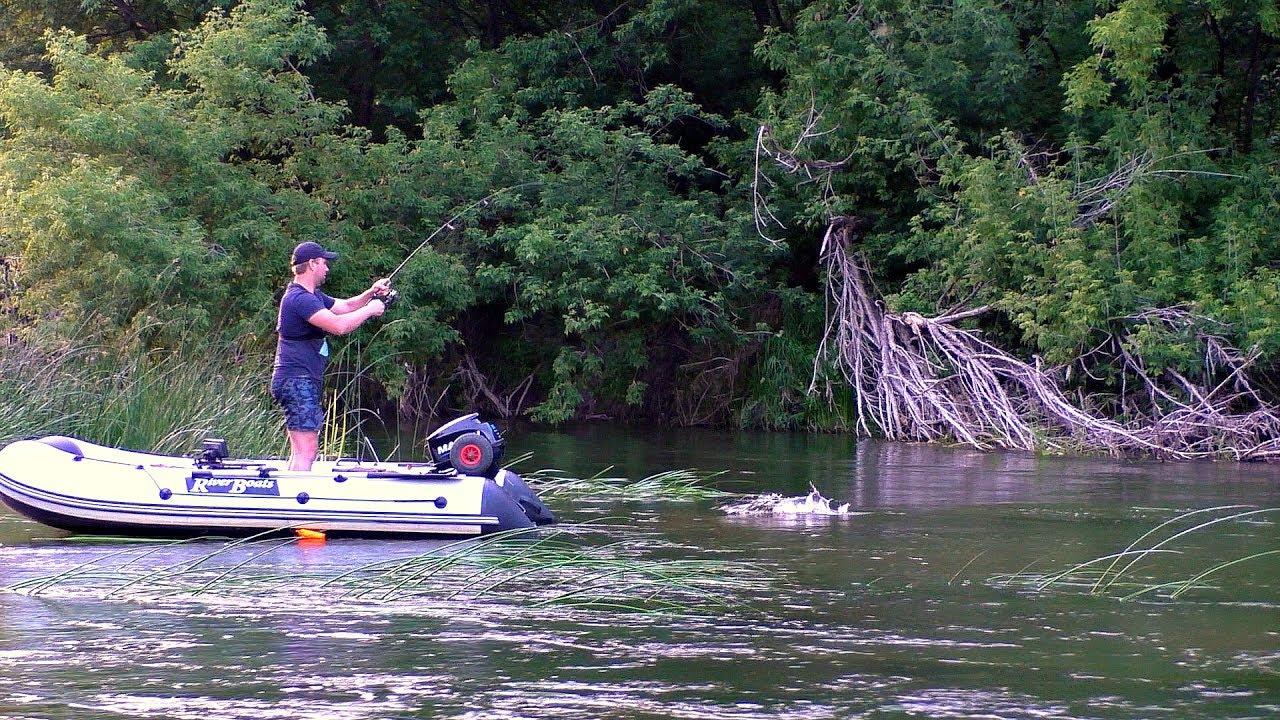 Лучшие места для рыбалки в Волгоградской области