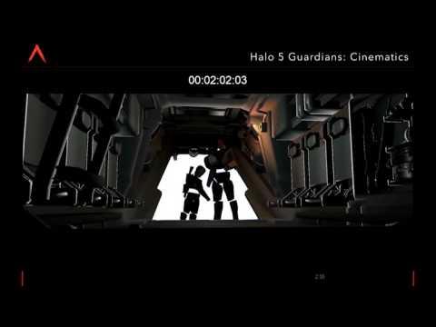 FMX 2016 - Stuart Aitken - The Cinematic of Halo 5