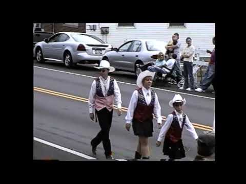 Mooers Labor Day Parade  9-1-03