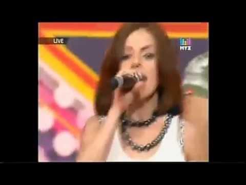 Юля Волкова - Сдвину Мир Remix Dj Gold Sky МУЗ ТВ (21.04.2013)