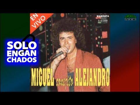 MIGUEL CONEJITO ALEJANDRO GRANDES EXITOS CD ENTERO COMPLETO