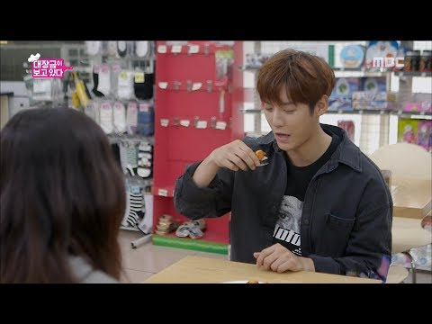[Dae Jang Geum Is Watching] EP02 Lee Yul-em's convenience store combination!, 대장금이 보고있다 20181018
