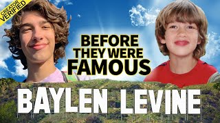 Baylen Levine | Before They Were Famous | YouTuber Biography | Benitez