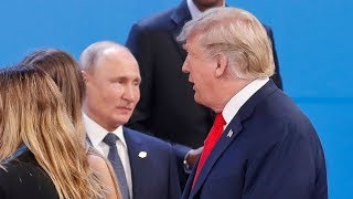 Snubbed by Trump, Putin charms other players at G20