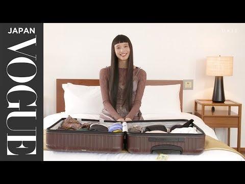 萬波ユカの旅スタイル。ゲーム大好きモデルの、ホテルでの過ごし方。|Inside My Suitcase