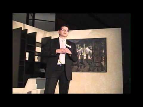 Carlos Parada de MicroStrategy  en el Evento Líderes Live