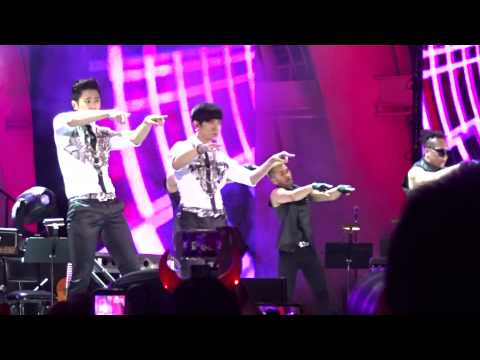 DBSK/TVXQ (Yunho & Changmin) - Mirotic - KMF 2015