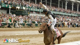 Best Kentucky Derby moments from the 2000's | NBC Sports