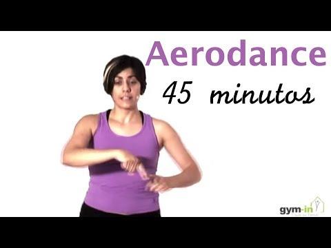 Clase completa de Aerodance (cardio) - Ponte en forma!