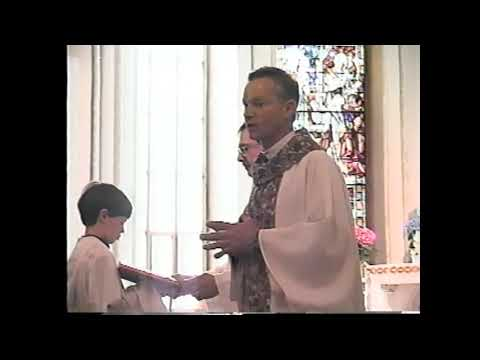 St. Mary's First Communion 5-7-00