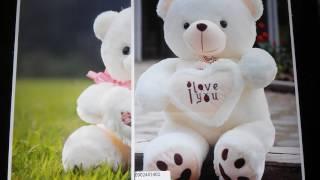 Hình ảnh gấu bông của ngày Valentine