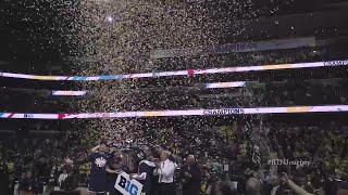 The Journey: Big Ten Tournament: Michigan vs. Iowa