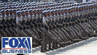Two-star general: China's growing forces put America at 'disadvantage'